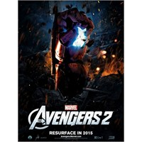 The Avengers : Age Of Ultron 2015