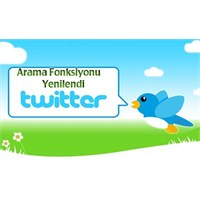 Twitter'ın Arama Fonksiyonu Yenilendi