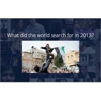 Google'dan 2013 Yılının Özeti