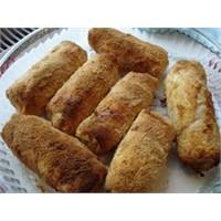 Bulgurlu Nefis Bir Börek Tarifi