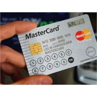 Mastercard, Dokunmatik Klavyesi Olan Kredi Kart...