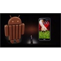 Lg'nin Android 4.4 Alacak Olan Akıllı Telefonları!