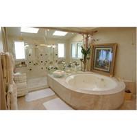 Keyifli Ve Modern Bir Banyo İçin...