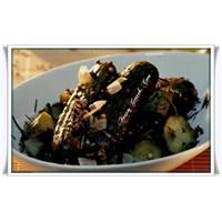 Baharatlı Salatalık Turşusu