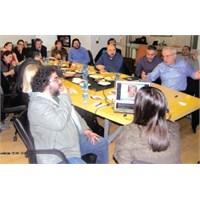 Mediacat 2012'nin Manşet Ve Kapaklarını Seçiyor..