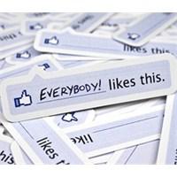 En Büyük Beş Yüz Facebook Sayfasından Etkileşim...