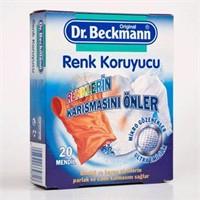 Dr Beckmann Renk Koruyucu Mendil