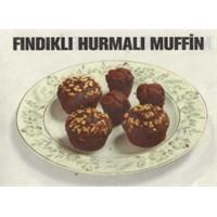 Findikli Hurmali Muffin Tarifi Buyrun