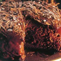 Çikolatalı Pasta (Tukaş)
