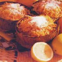 Hindistan Cevizli Havuç Salatası