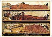 Dünya da Ki En İlginç Tarihi Mezarlıklar