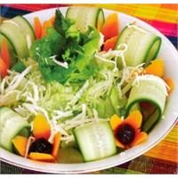 Ramazana Özel Salata: Göbek Salata