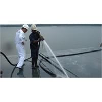 Gemilerde Ambar Kapakları Sızdırmazlık Testi