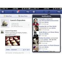 Facebook Sayfa Yöneticisi Mobil Uygulaması