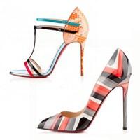 Louboutin 2013 Ayakkabılarıyla Yine Gözde
