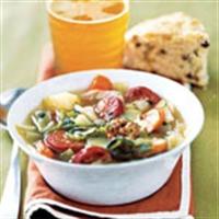 Diyet Yemekleri - Lahana Çorbası