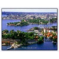 Kuzey'in Venedik'i | Stockholm | İsveç