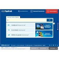 Yapı Kredi'nin Yeni Web Sayfası Kendini Aşmış!