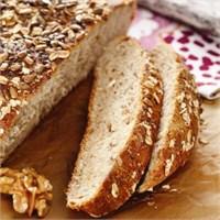Ballı Cevizli Tam Buğday Ekmeği Tarifi