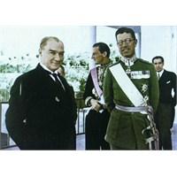 Atatürk Ve Diğer Milletlerin Mutluluğu