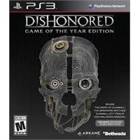 Dishonored Goty Edition Oyunu Ve Dishonored Goty E