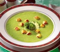 Bebekler İçin Besleyici Brokoli Çorbası