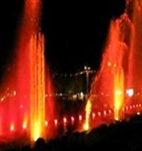 Antalya Cumhuriyet Meydanı Su Dansı Gösterisi-6 İz