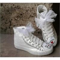 Converse Gelin Ayakkabı Modellerine Ne Dersiniz?