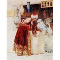 Osmanlı Zamanında Evlilik Teklifi