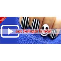 Jack Skellington Tırnaklar