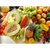 Bol Tüketilmesi Gereken Yiyecekler