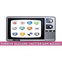 Türkiye Dizilere Twitter'dan Ağladı!
