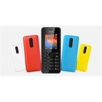 Nokia 108 Almak İçin 29 $ Yeterli