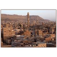 Yemen'in Başkenti San'a