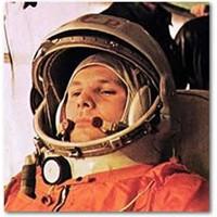 Google'dan Yuri Gagarin Logosu