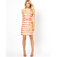 Renk Renk Farklı Desenli Elbiseler