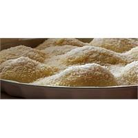 Elmalı Ponpon Tatlısı Tarifi