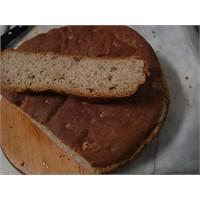 Cevizli Tam Buğday Unlu Ekmek