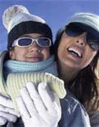 Kışın Güneş Gözlüğü Takılır Mı?