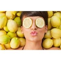 Limon Sizi Rahatlatıyor!
