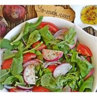 Roka Salatası (Balık Salatası)