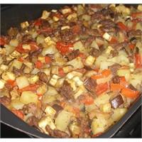 Patlıcan Tava.....Dislace