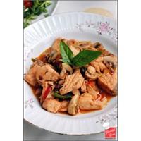 Yemek Cini - Somon Sote