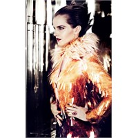 Emma Watson Vogue Kapak Kızı