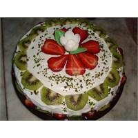 Havuç Kremalı Kek