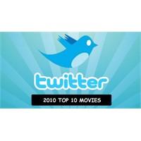 2010 Twitter İlk 10 Film