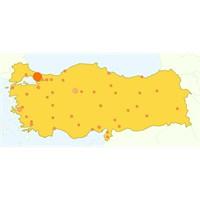 Türkiye'de En Kilolu Şehir İstanbul