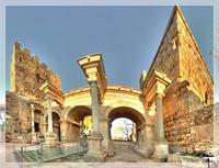 Hadrian Kapısı | Antalya