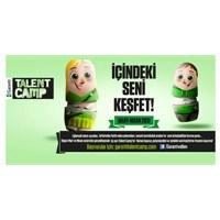 Garanti Talent Camp 'la Kendini Keşfe Çık