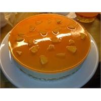 Pastalar..Portakallı Bisküvi Pastası